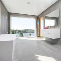 Bricmate Limestone Light Grey