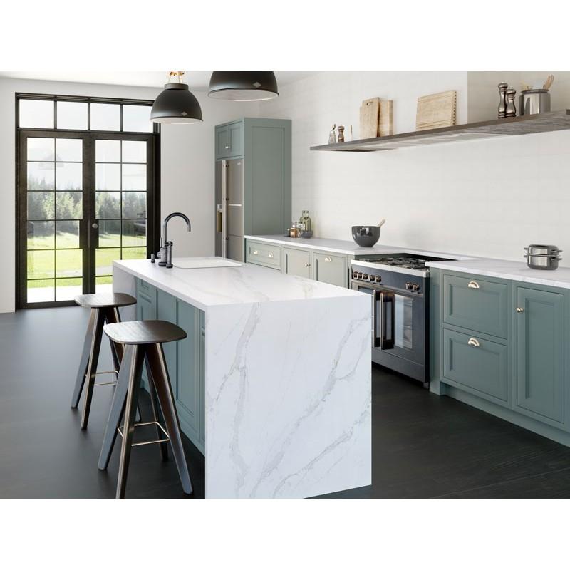 Kitchen Pictures With Quartz Countertops: Silestone Eternal Calacatta Gold