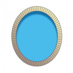 Ovala pooler