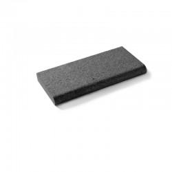 Poolkant Svart granit Poolsten
