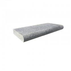 Poolkant Grå granit Poolsten