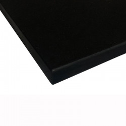 Absolute Black 130cm - Polerad 3cm - Basiq XL Basiqserien Granit