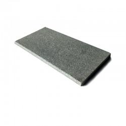 Poolkant Budget Mörkgrå granit
