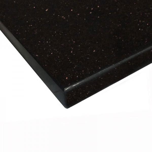 Bänkskiva Black Galaxy Polerad 3cm (basiq)